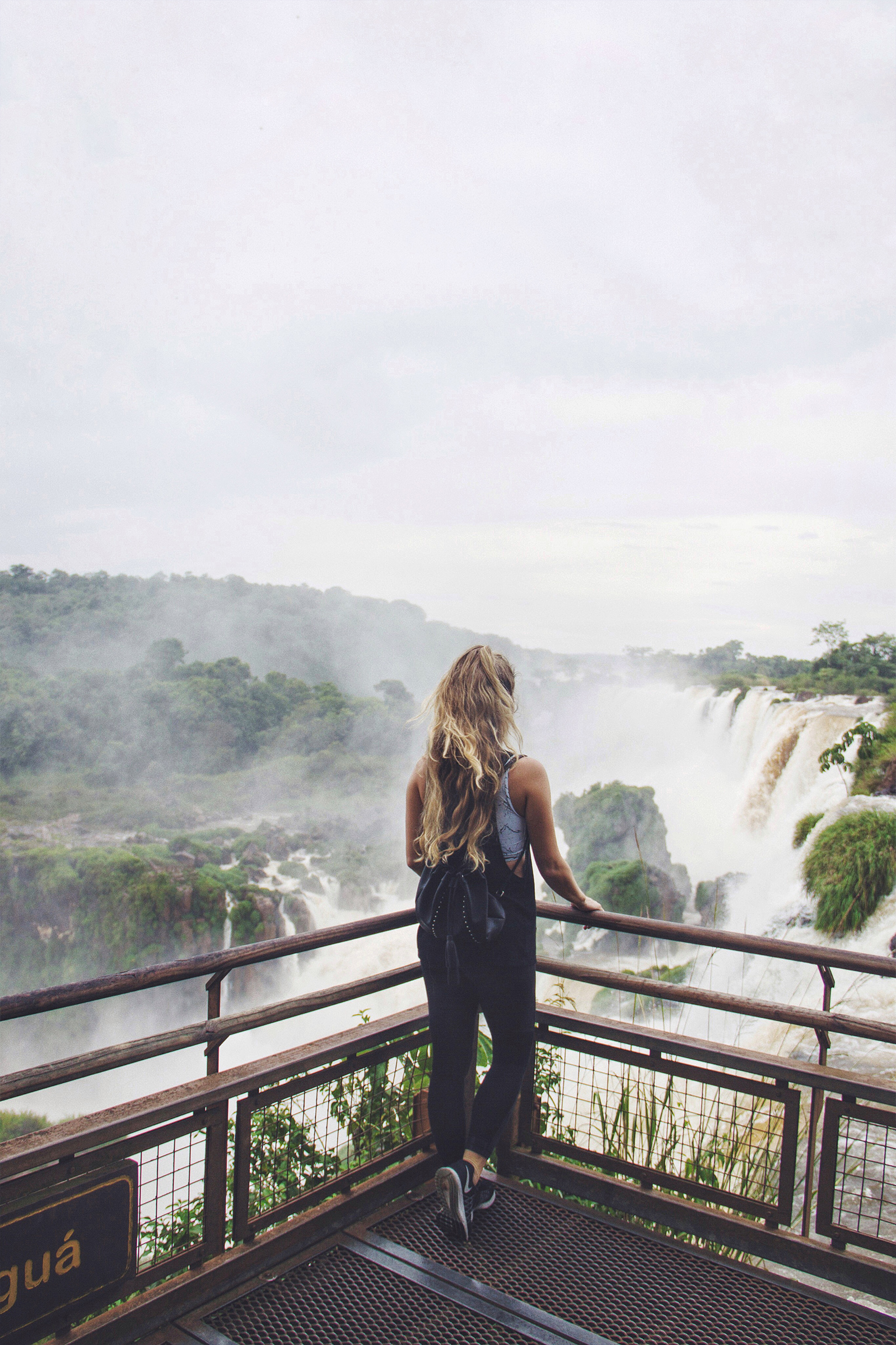 Iguazu Falls Brazil / Travel / Waterfalls / Hike / Nature / Kelly Fiance Creative