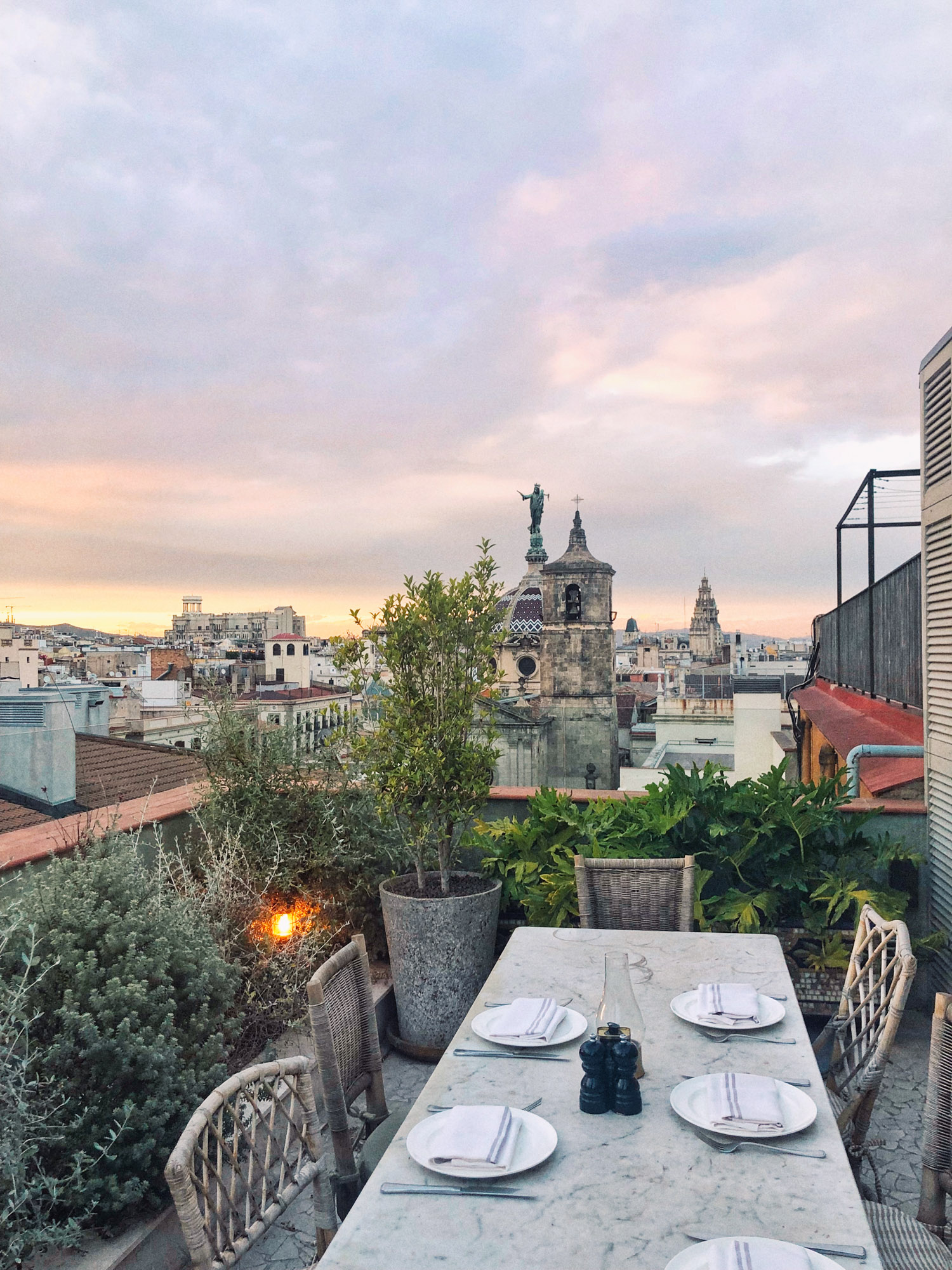 Honeymoon in Europe // Travel Ideas / Wanderlust / Photography / Europe Trip Itinerary / Soho House Barcelona