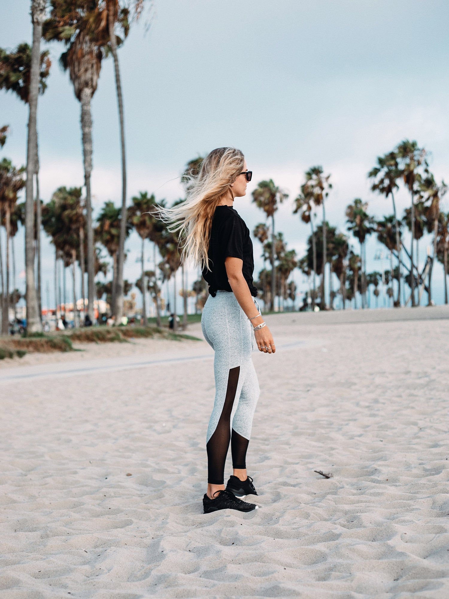 Cute Workout Outfit / Activewear / Lifestyle Photography / Kelly Fiance Creative