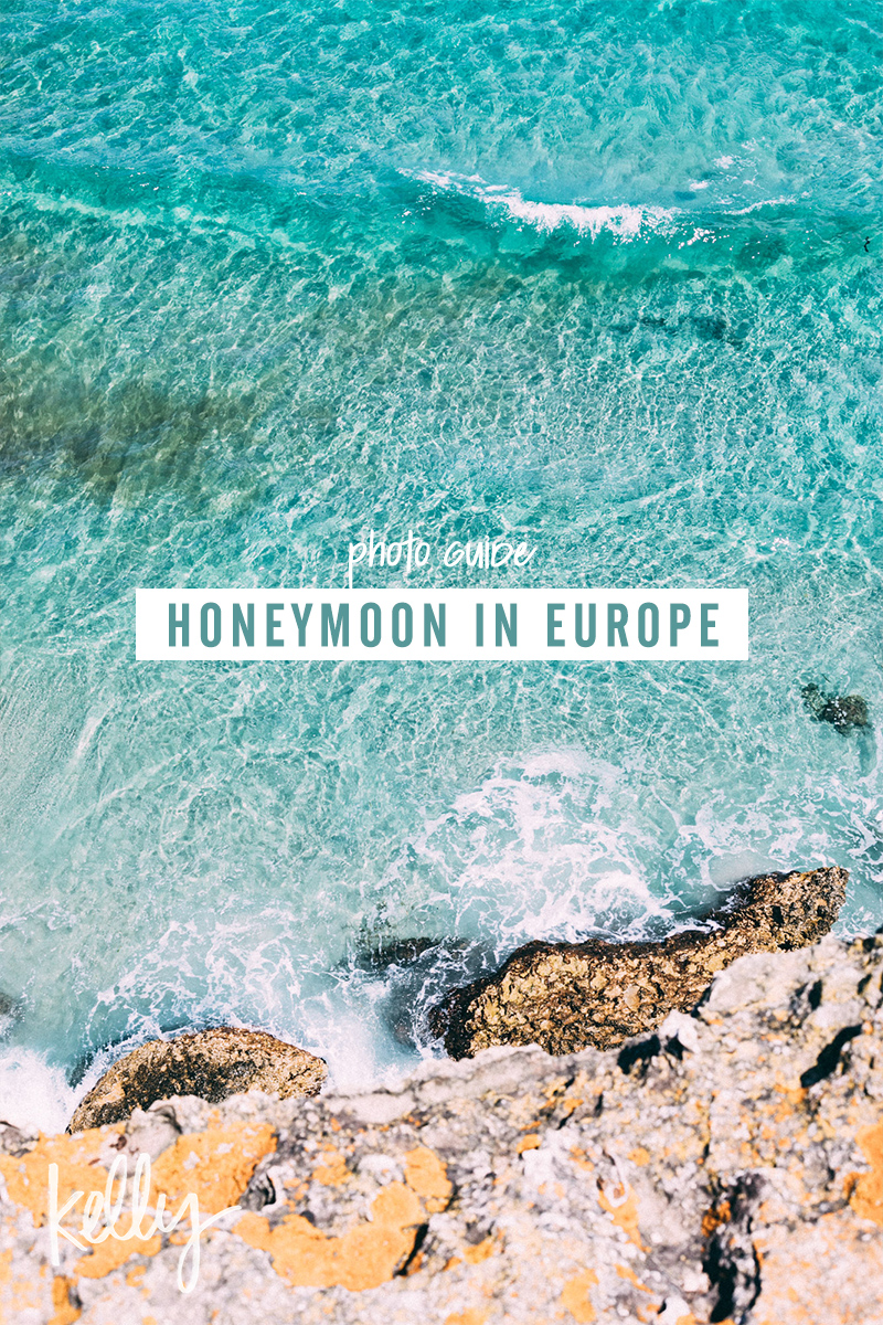 Honeymoon in Europe // Travel Ideas / Wanderlust / Photography / Europe Trip Itinerary