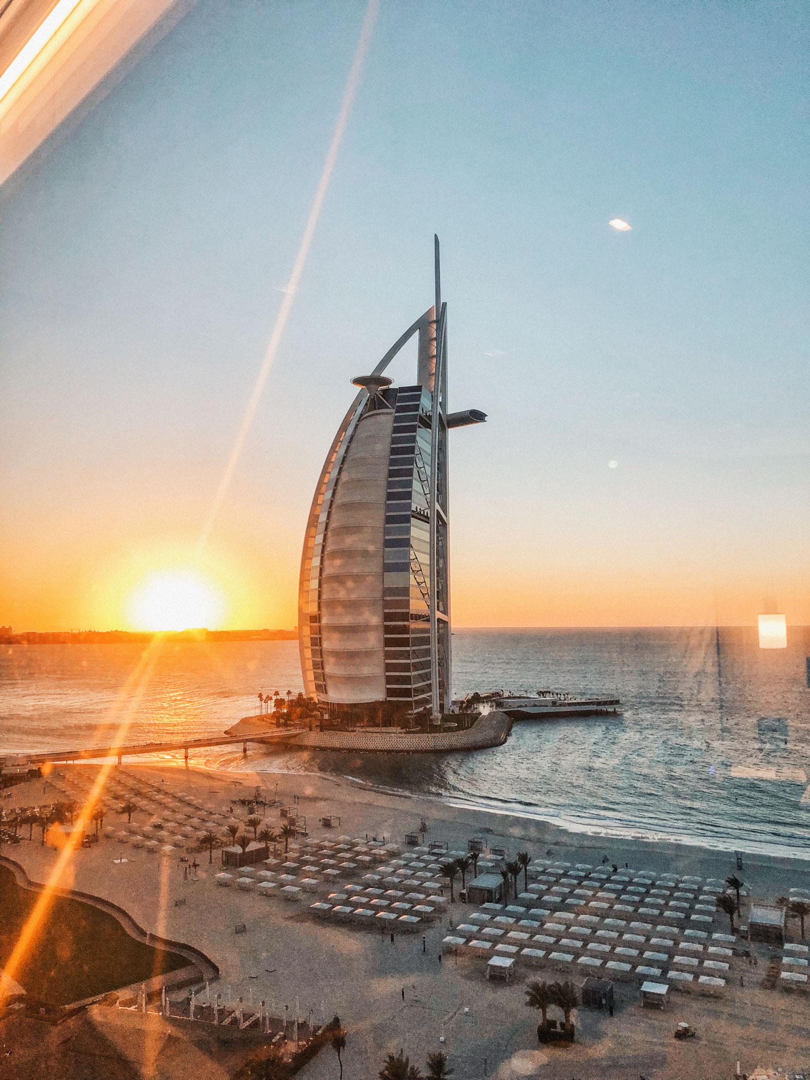 Burj Al Arab Travel Photography / Dubai Travel Tips