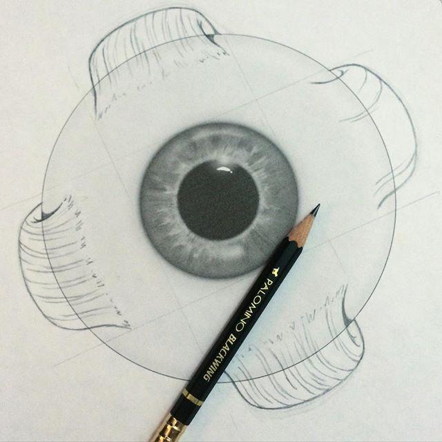 """The details are not the details. They make the design."" -Charles Eames  #precisionmedicalmedia #medicalillustration #sciart #anatomy #drawingoftheday #illustrator #illustratorsoninstagram #sketch"