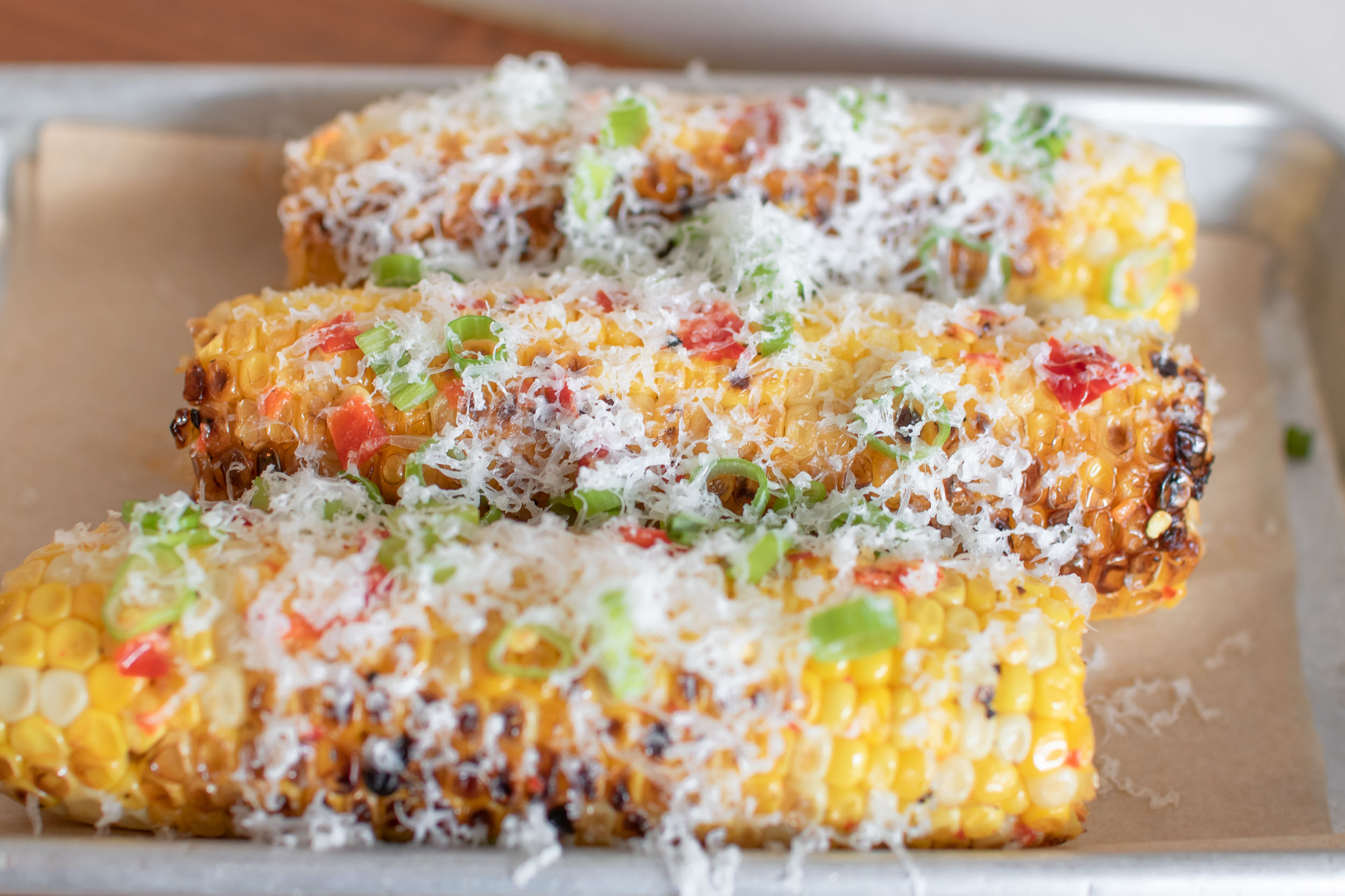 Carl Dooley's Grilled Street Corn