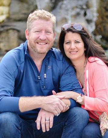Brandon and Janet Hensley