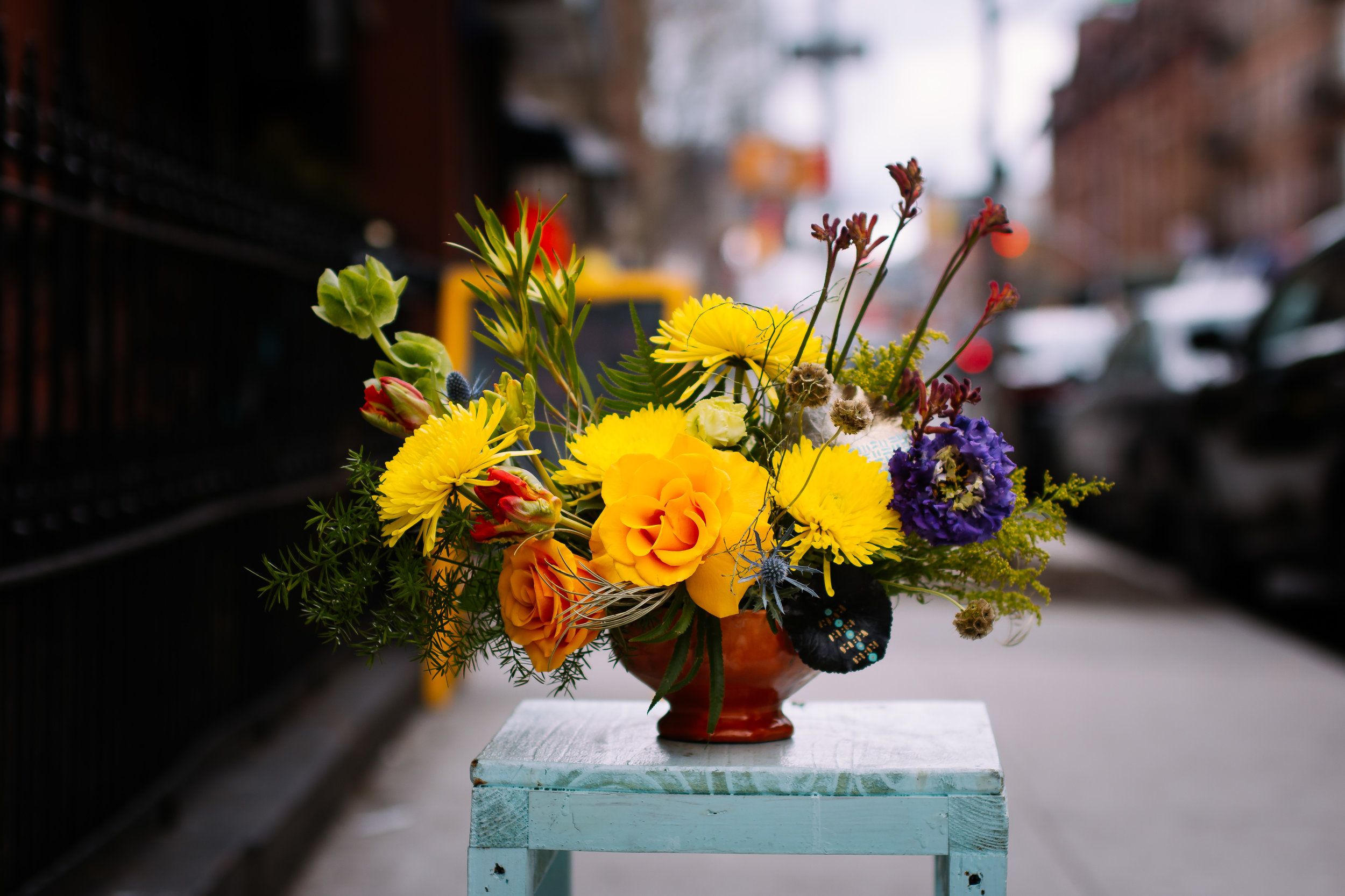 Brooklyn Blooms Yellow Flowers.jpg
