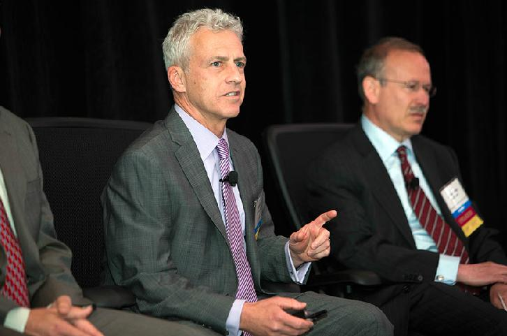 Robert Mandel (CEO of Health Dialog), Jonathan Niloff (Vice President and Chief Medical Officer at McKesson)