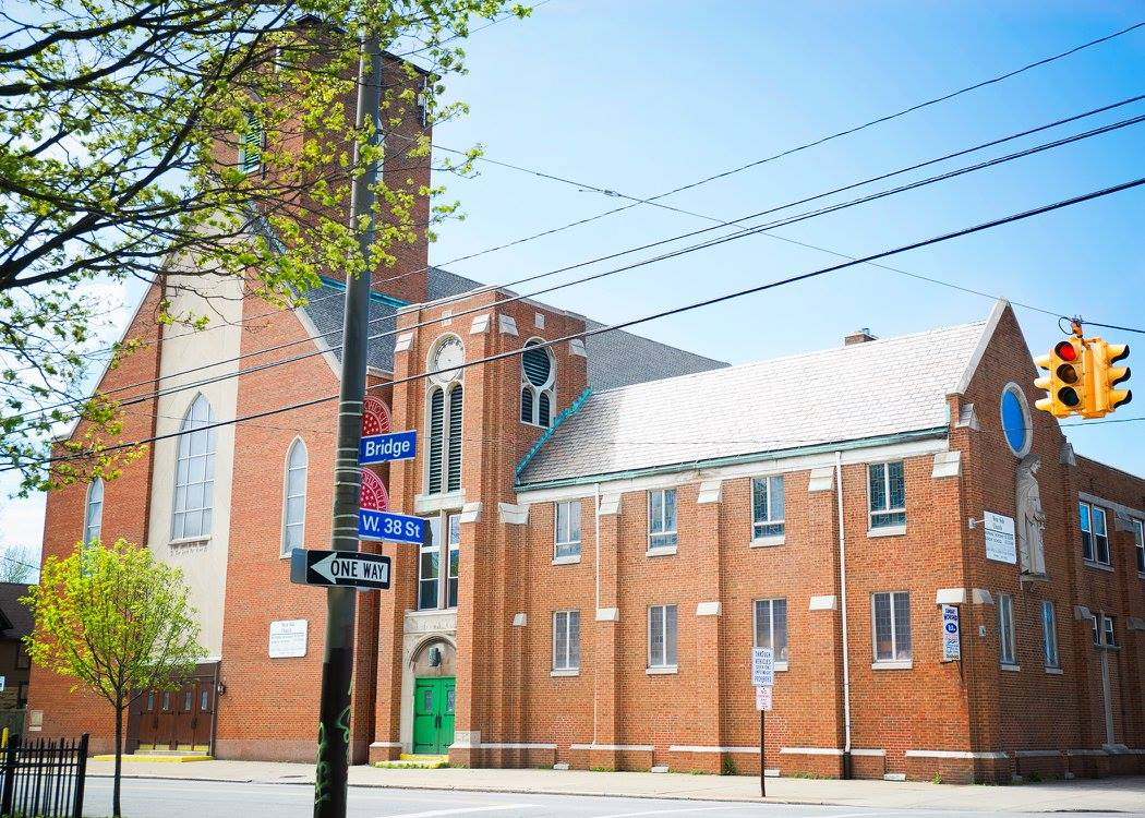 West Side Alliance - Gathering at the corner of West 38th & Bridge Ave in Ohio City, West Side Alliance Church is the North Campus of MetroAlliance. This location is in the heart of Cleveland's social, ethnic, & economic diversity. Come & join us for Worship Celebration on Sundays at 10:00 a.m. (screened and trained childcare offered during worship gathering) Coffee & light refreshments provided. All are welcome. Come as you are!!!