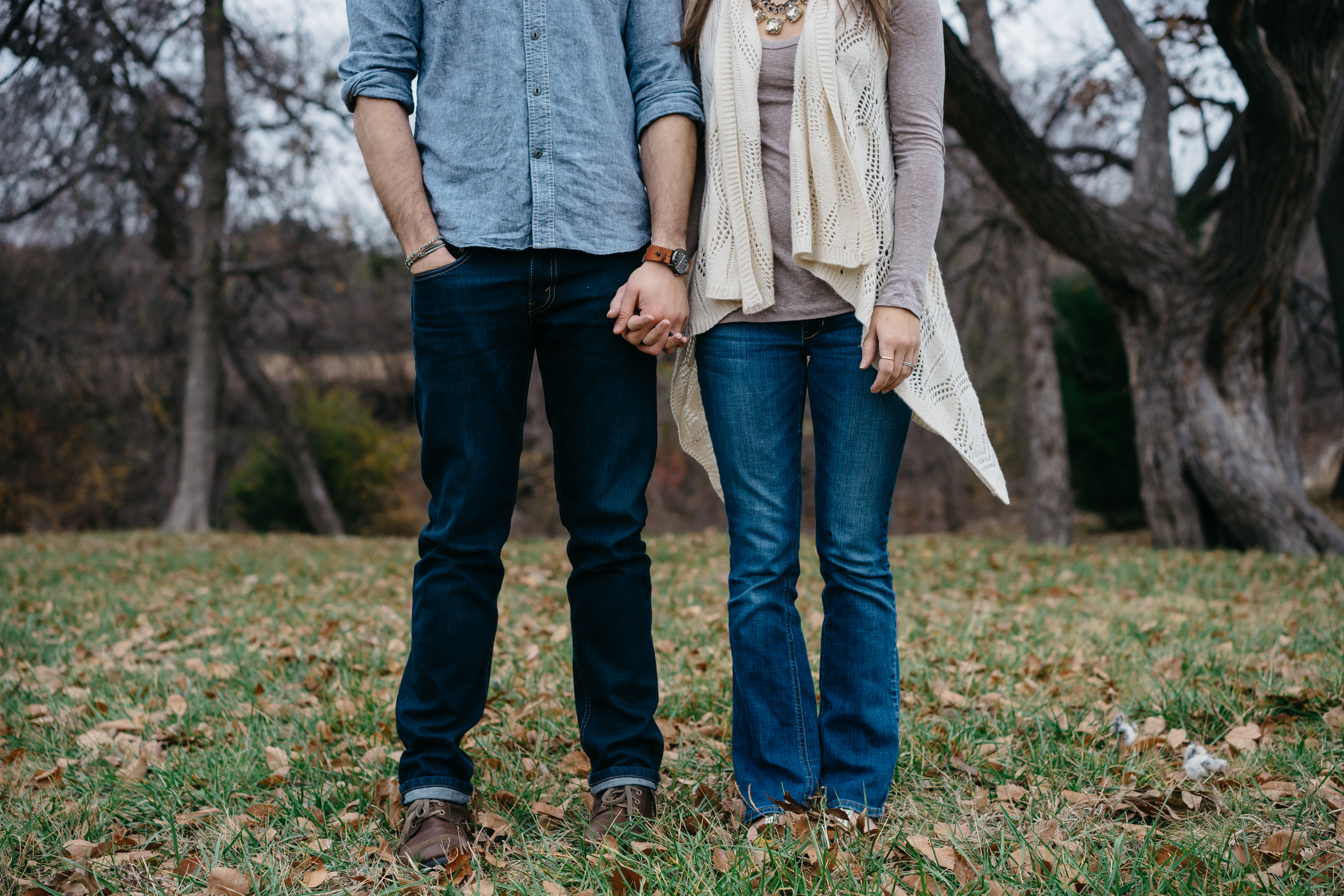 mckinney texas engagement photos