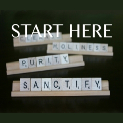 START HERE : PURIFICATION