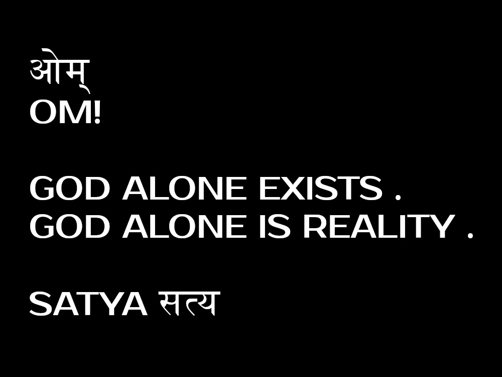 THE SCRIPTURES OF SATYA सत्य | SATYAVEDISM ➤➤
