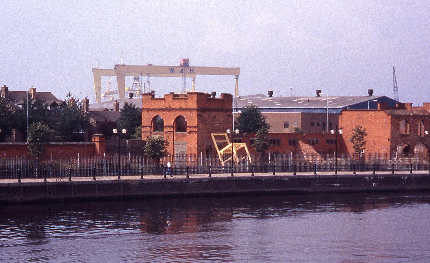 tom-gormally-sculpture-belfast-ireland-watching-river-flow.jpg