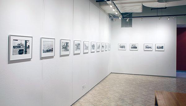 David Freund Gas Stop,Lipani Gallery