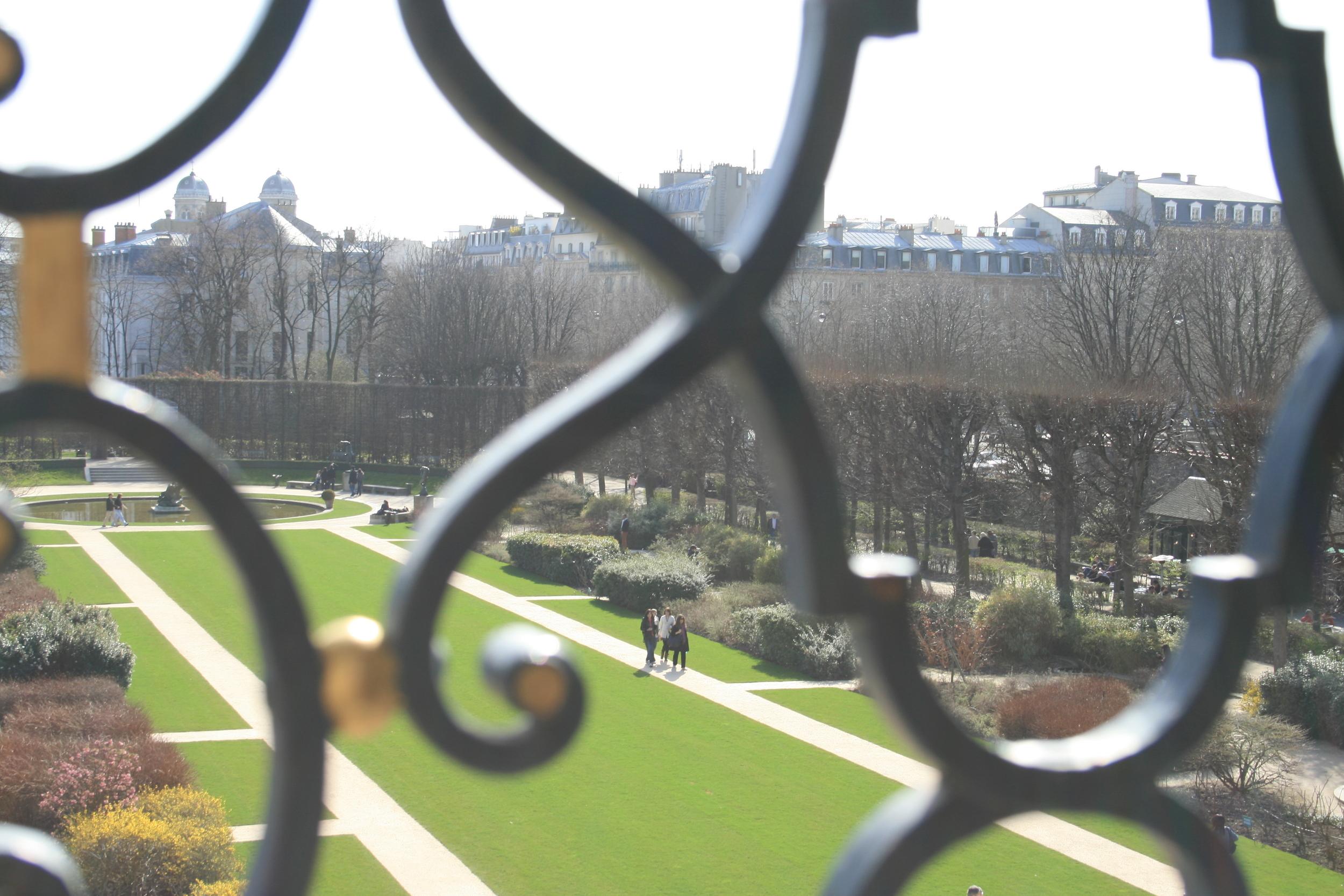 Garden | Rodin Museum, Paris, France
