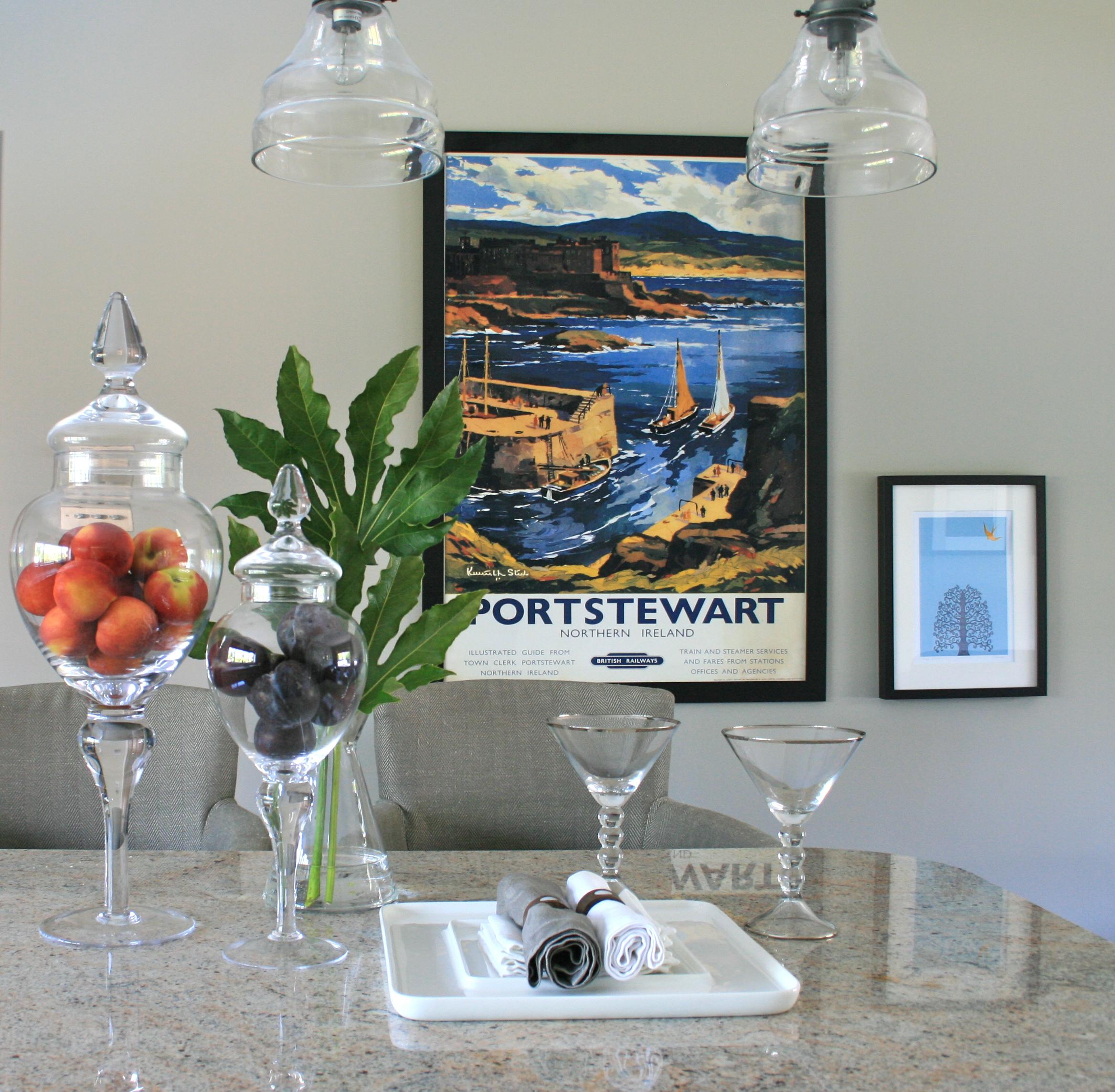 Kitchen Island Seating | www.interiorsmatter.com