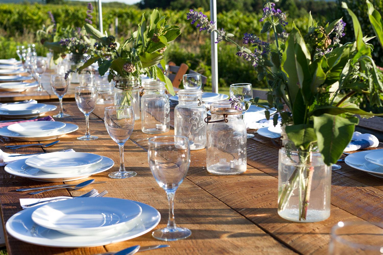 FINGERLAKES VINEYARD DINNER