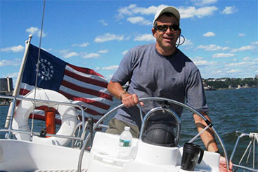 Sail NYC with Captain Dave