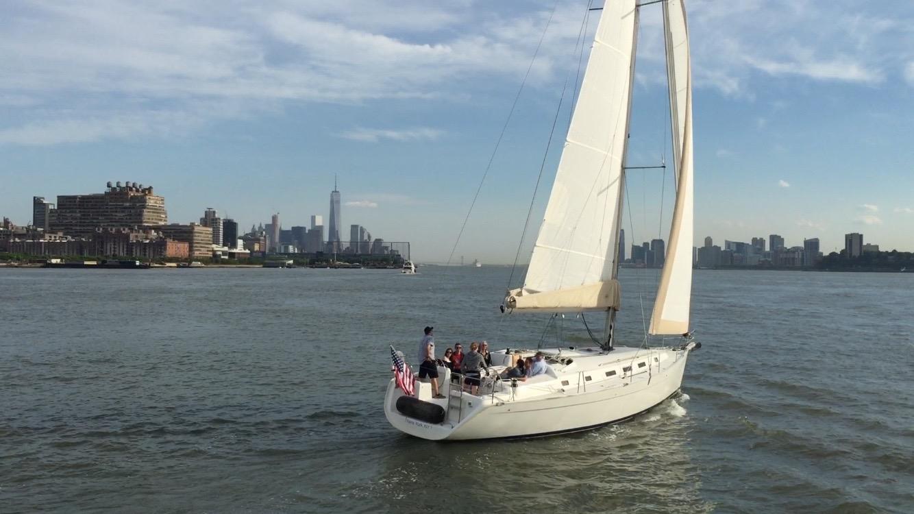 NYC Sailing Charter