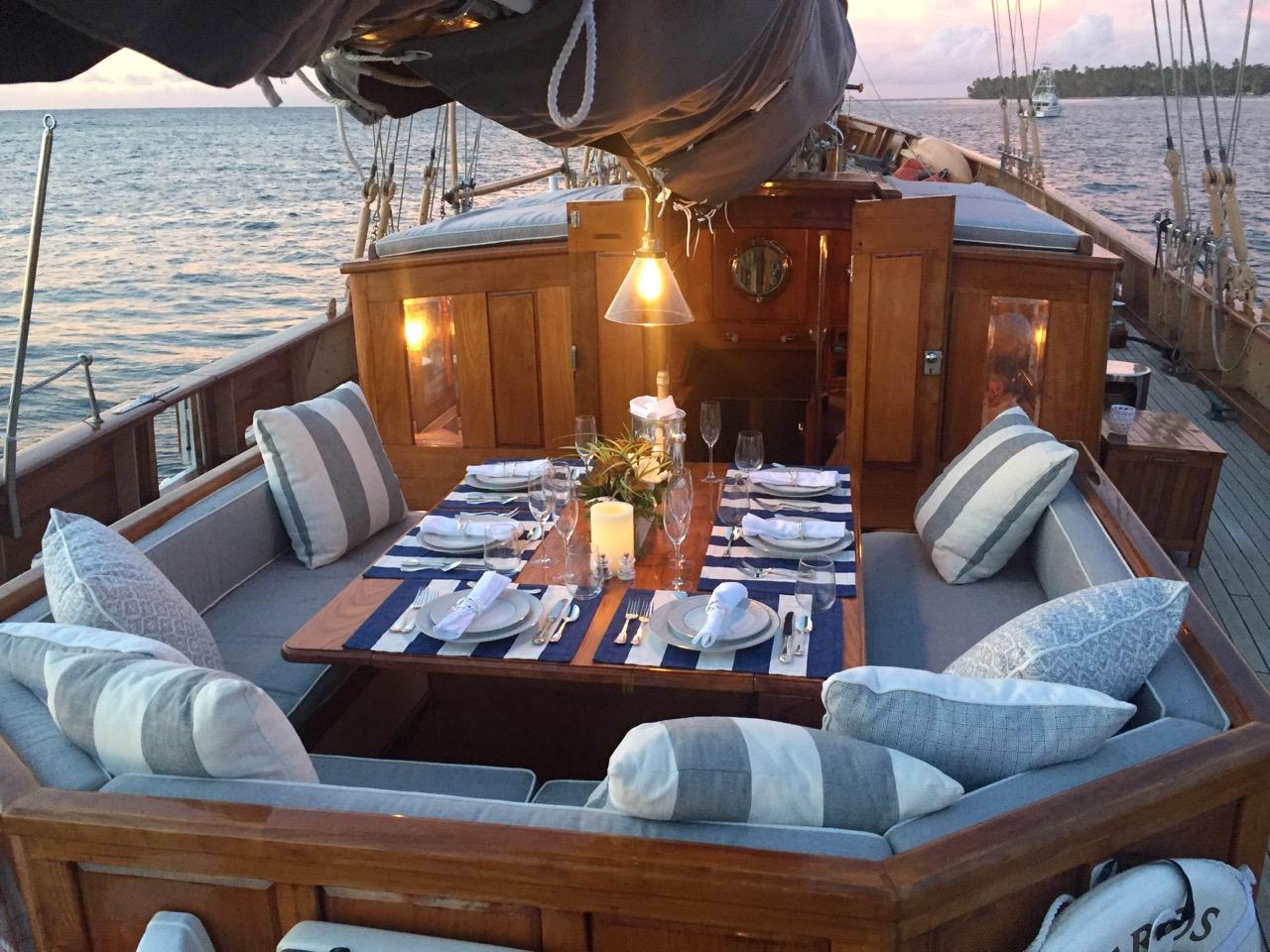 Eros Dinner Cockpit Sunset.jpeg
