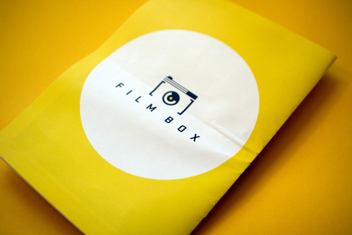 Film Box newspaper back cover