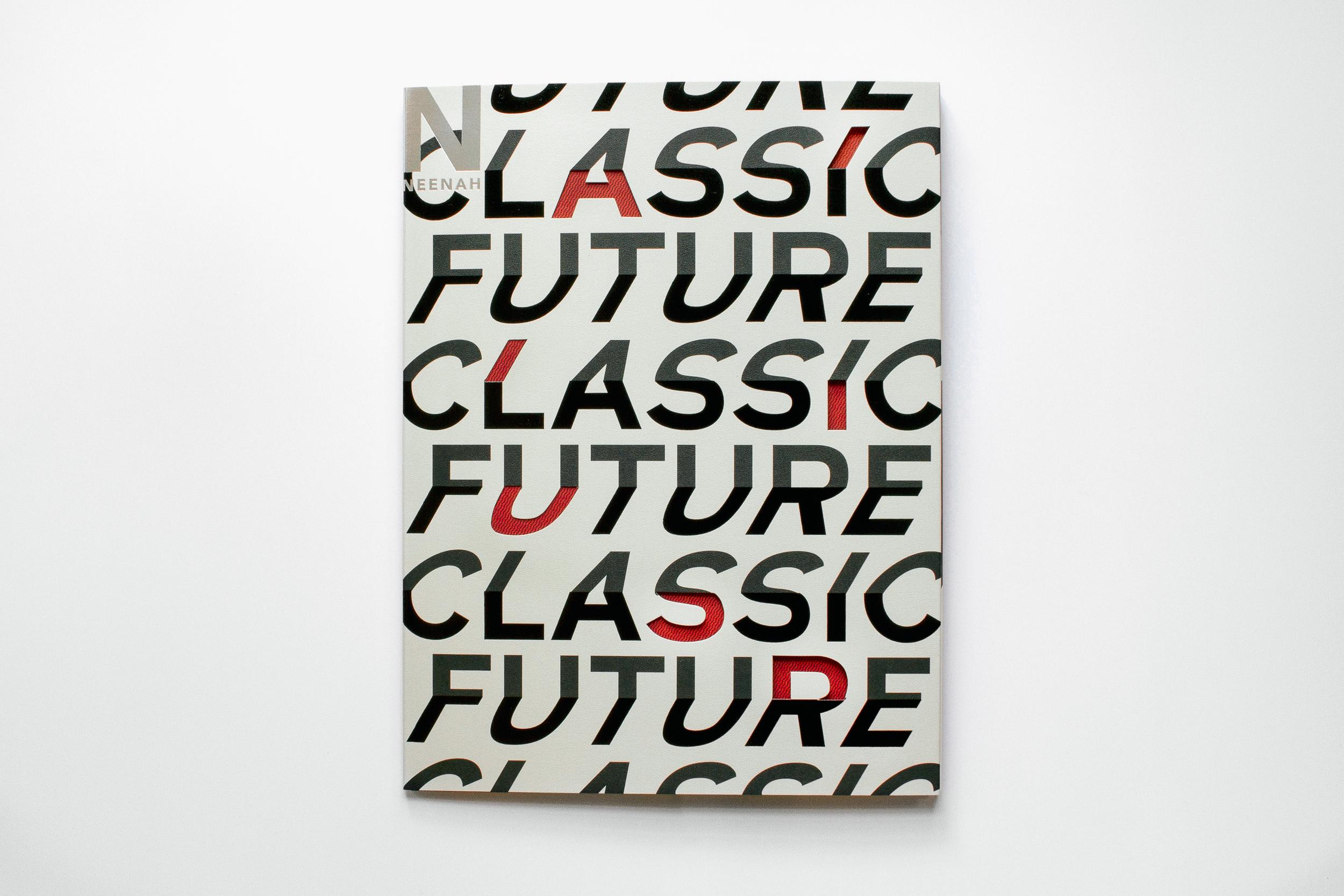 neenah paper classic future cover