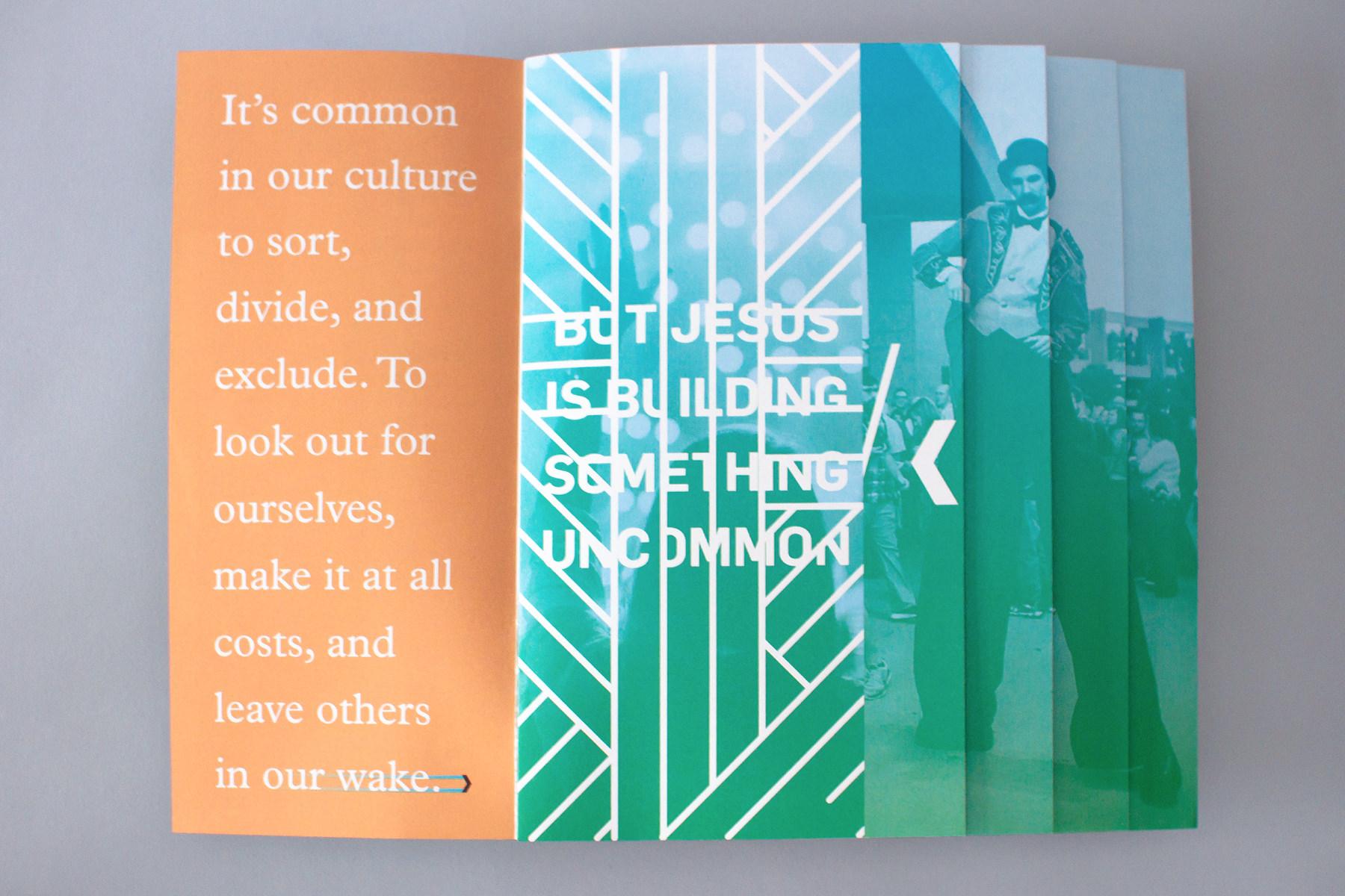 catalyst uncommon fellowship brochure spread one