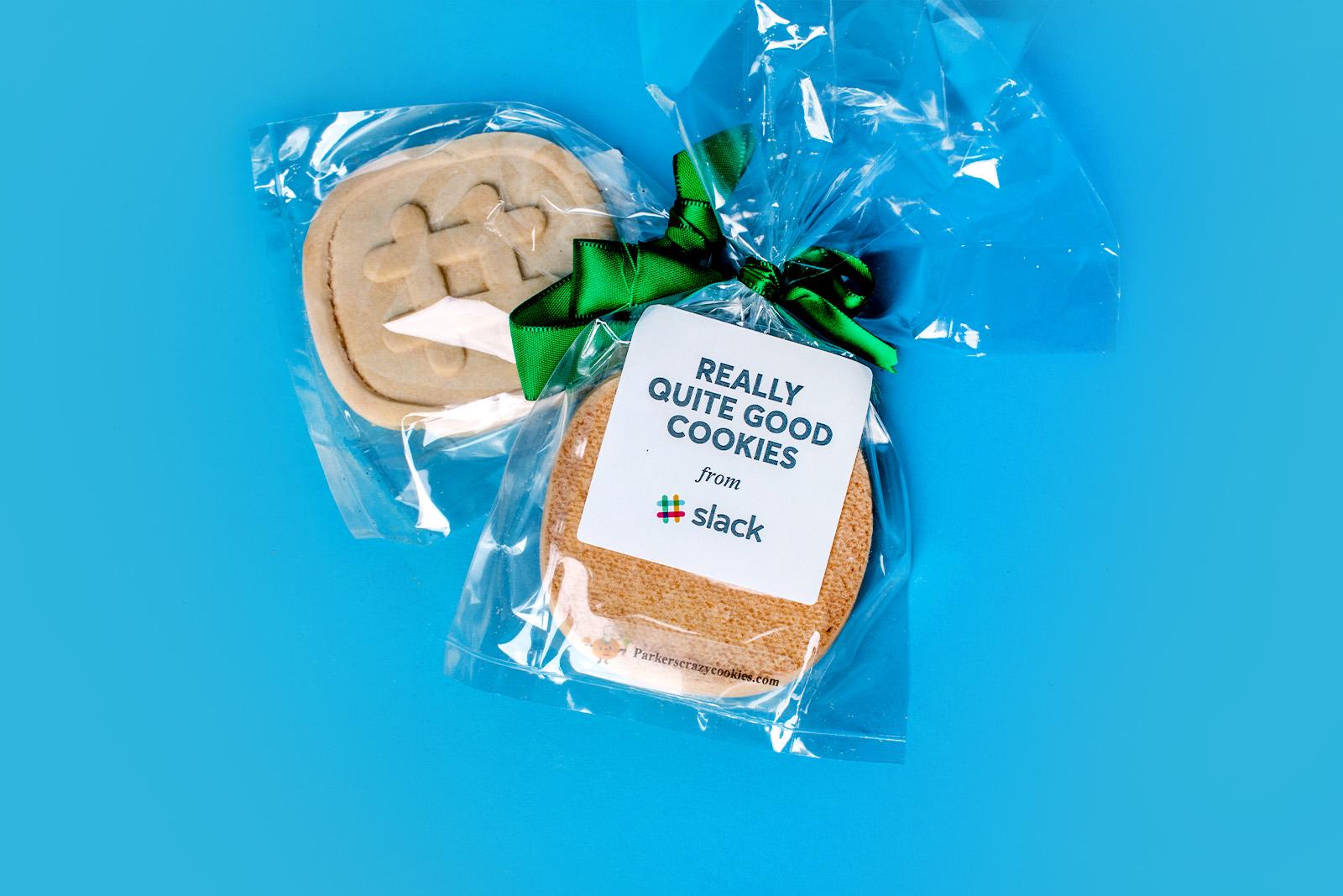 slack really quite good cookies
