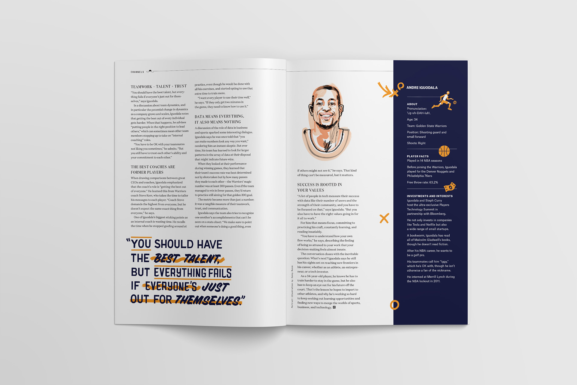 slack s channels magazine design and art direction russell shaw