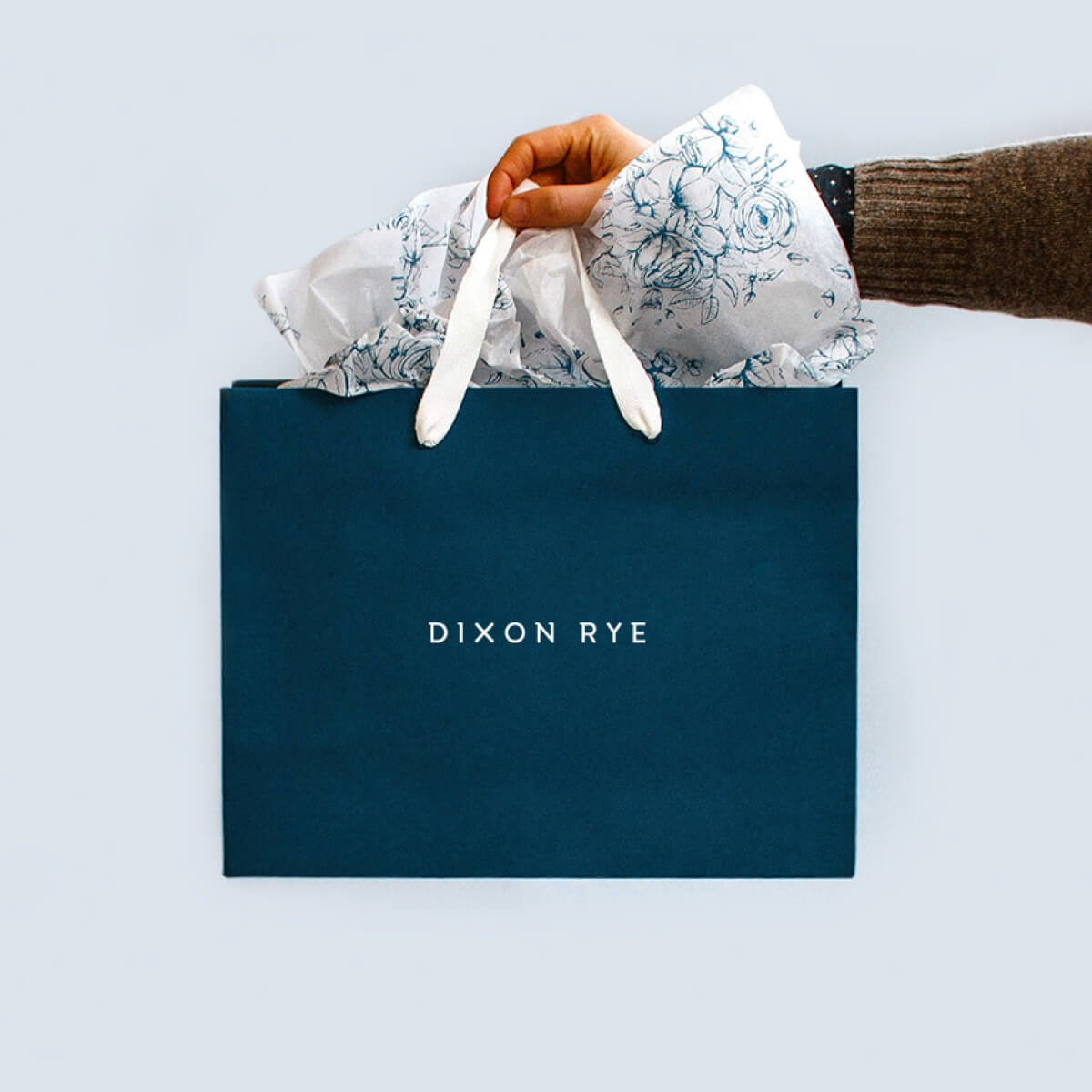 Dixon Rye - A sophisticated interior design studio and retail brand providing an intentional assortment of heritage-quality home goods – a place to buy better, fewer things.Branding, Design
