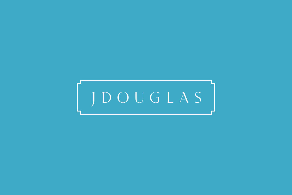 JDouglas Atlanta interior designer logo design