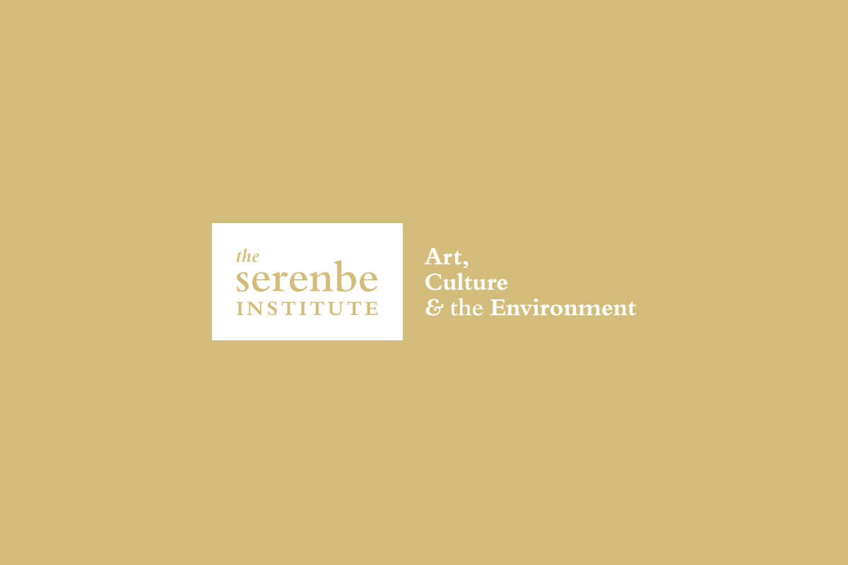 The Serenbe Institute for Art Culture and the Environment logo design