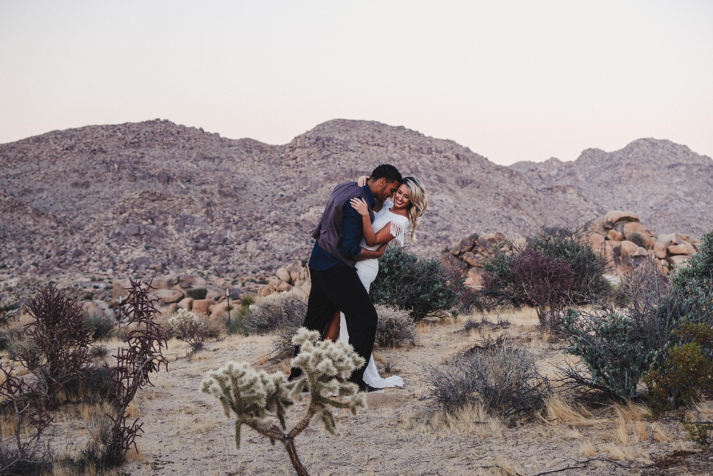 sKarlee + Jamall - Engagement Shoot, Joshua Tree CA-11.jpg