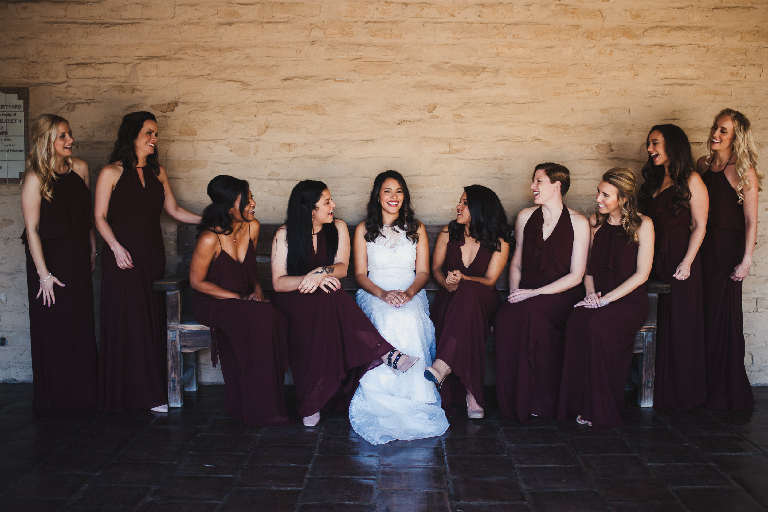 sSarah + Kev - Santa Barbara Historic Museum - 03 Bridesmaid Portraits-5.jpg