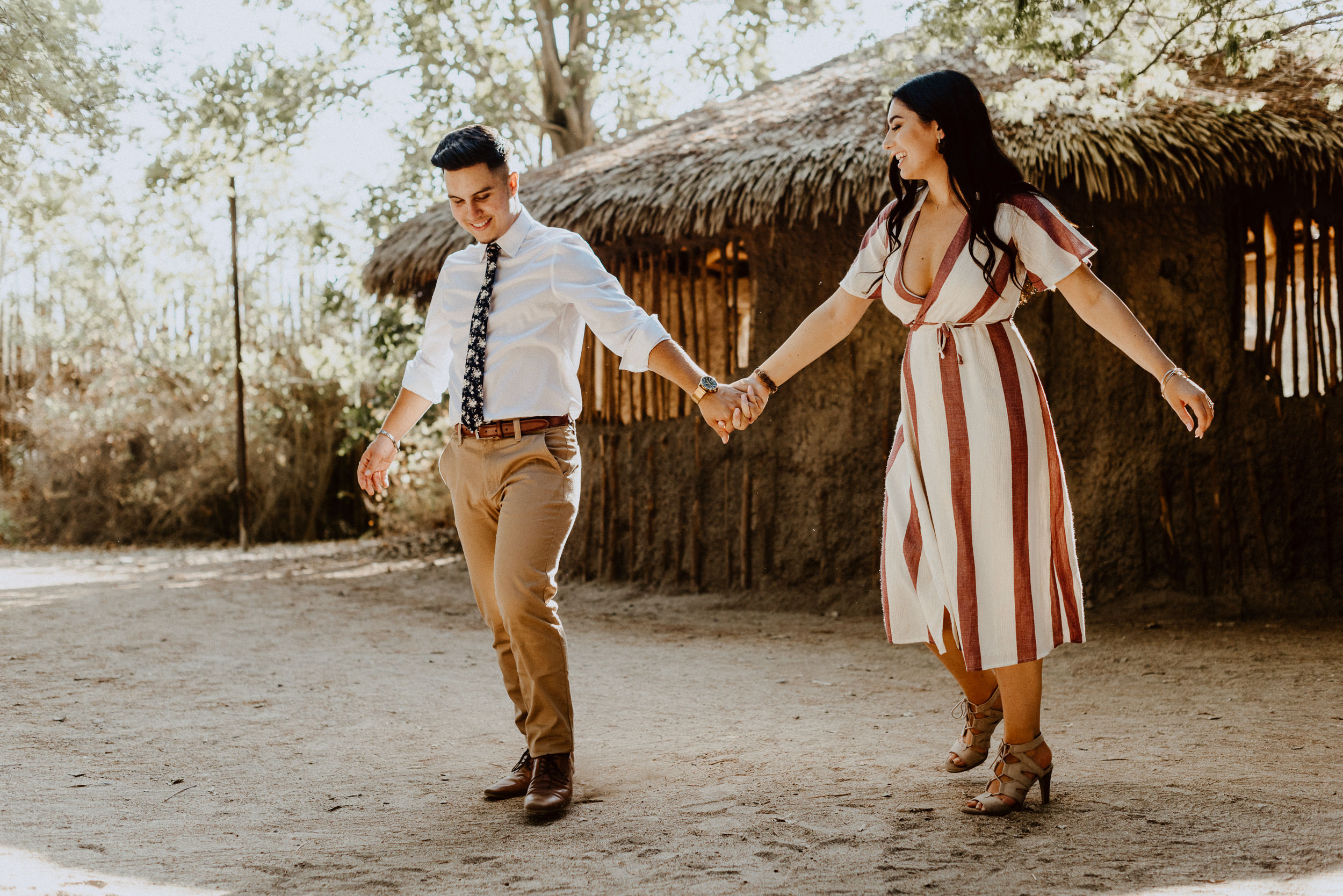 sLindsay + Joel & Friends - The Desert Shootout Elopement at The Living Desert-30.jpg