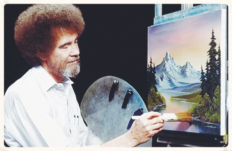 The Original Gangster.    If you liked Bob Ross, chances are you'll dig ASMR.