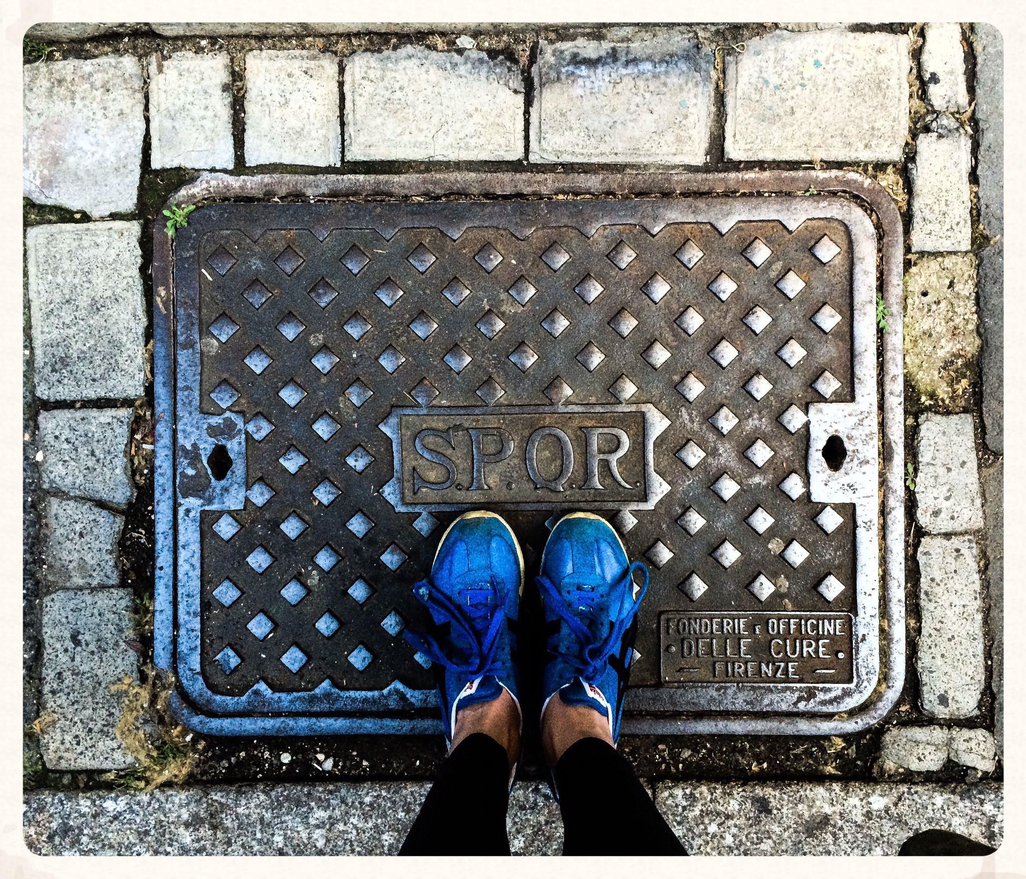 Rome, April 2014.