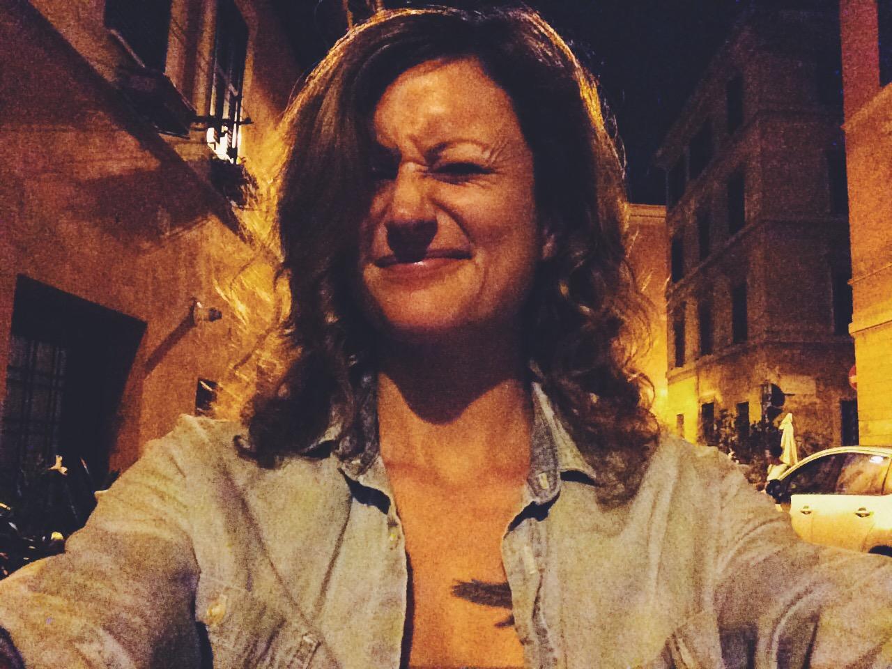 Before.    Rome, 2015, Trastevere.