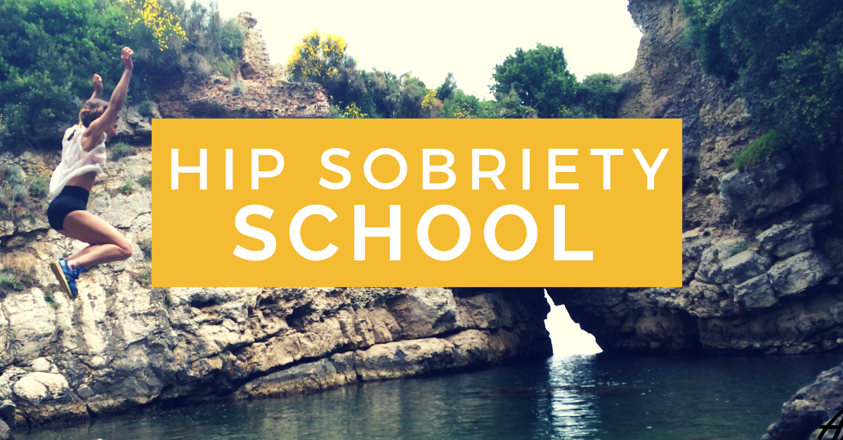 The first Hip Sobriety School Announcement April, 2015