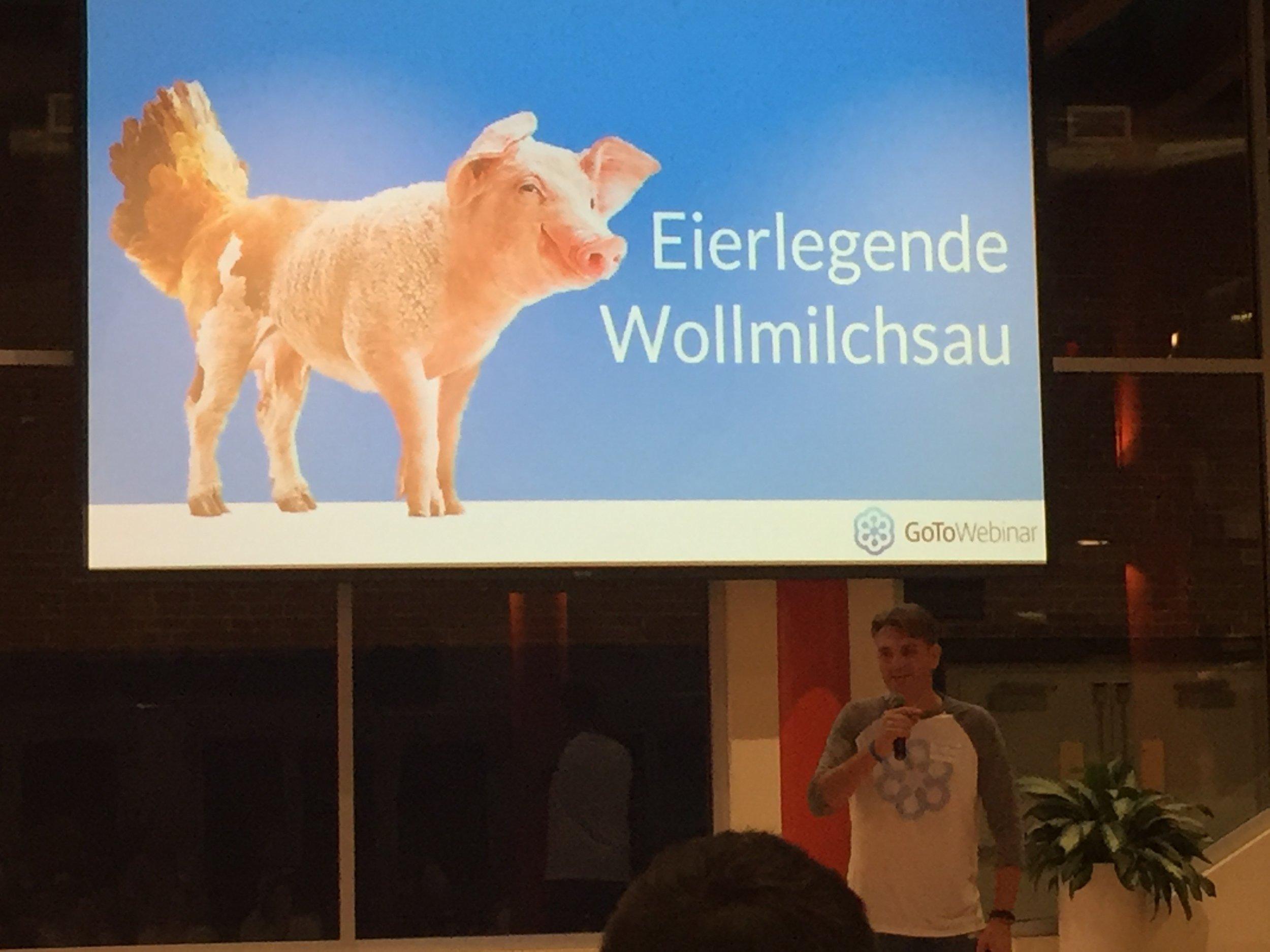 Dan Waas on the challenges of the German language.