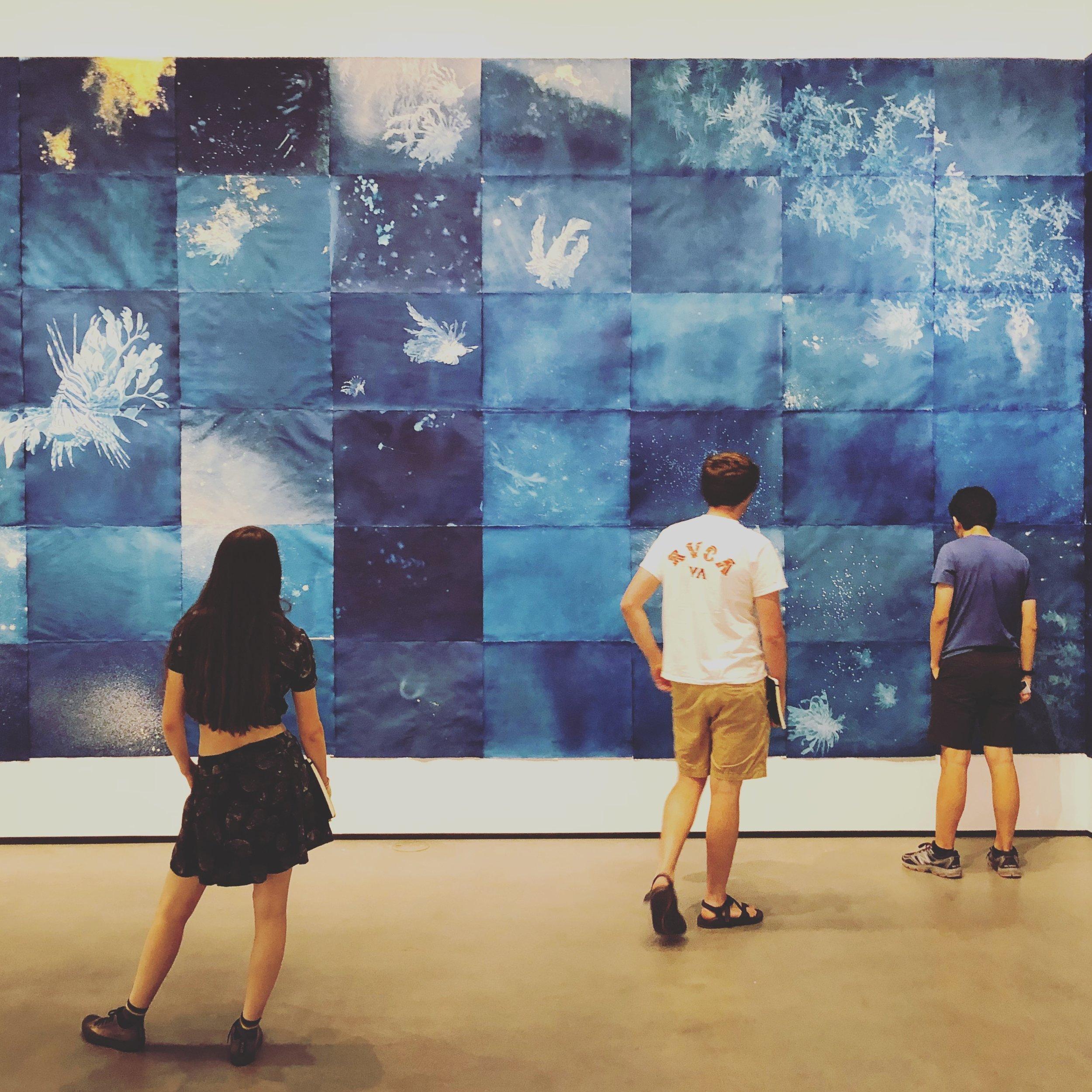 Museum Visit (2018)