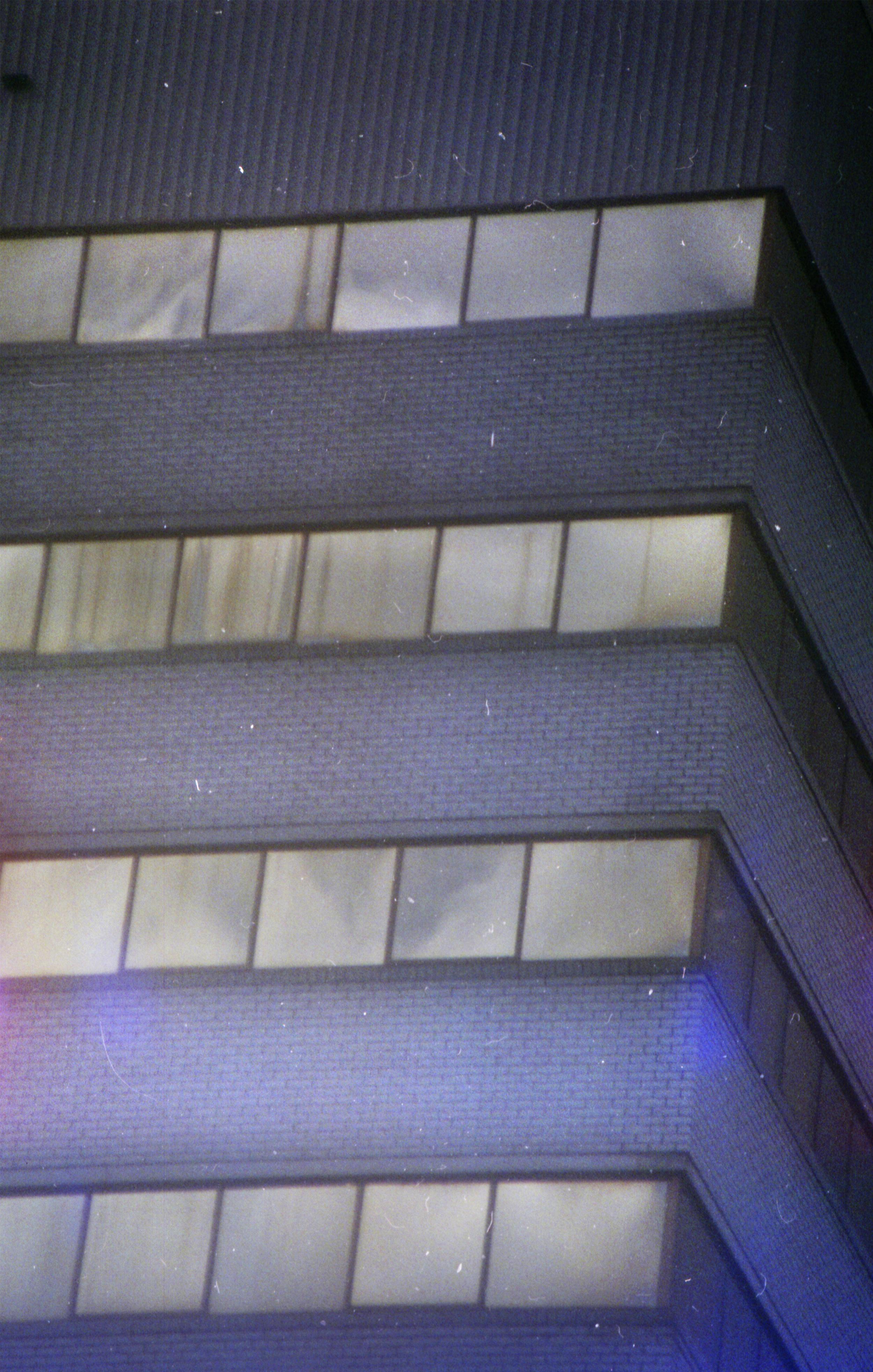 Windows with a view. Fuji 400 Superia 400 X-Tra