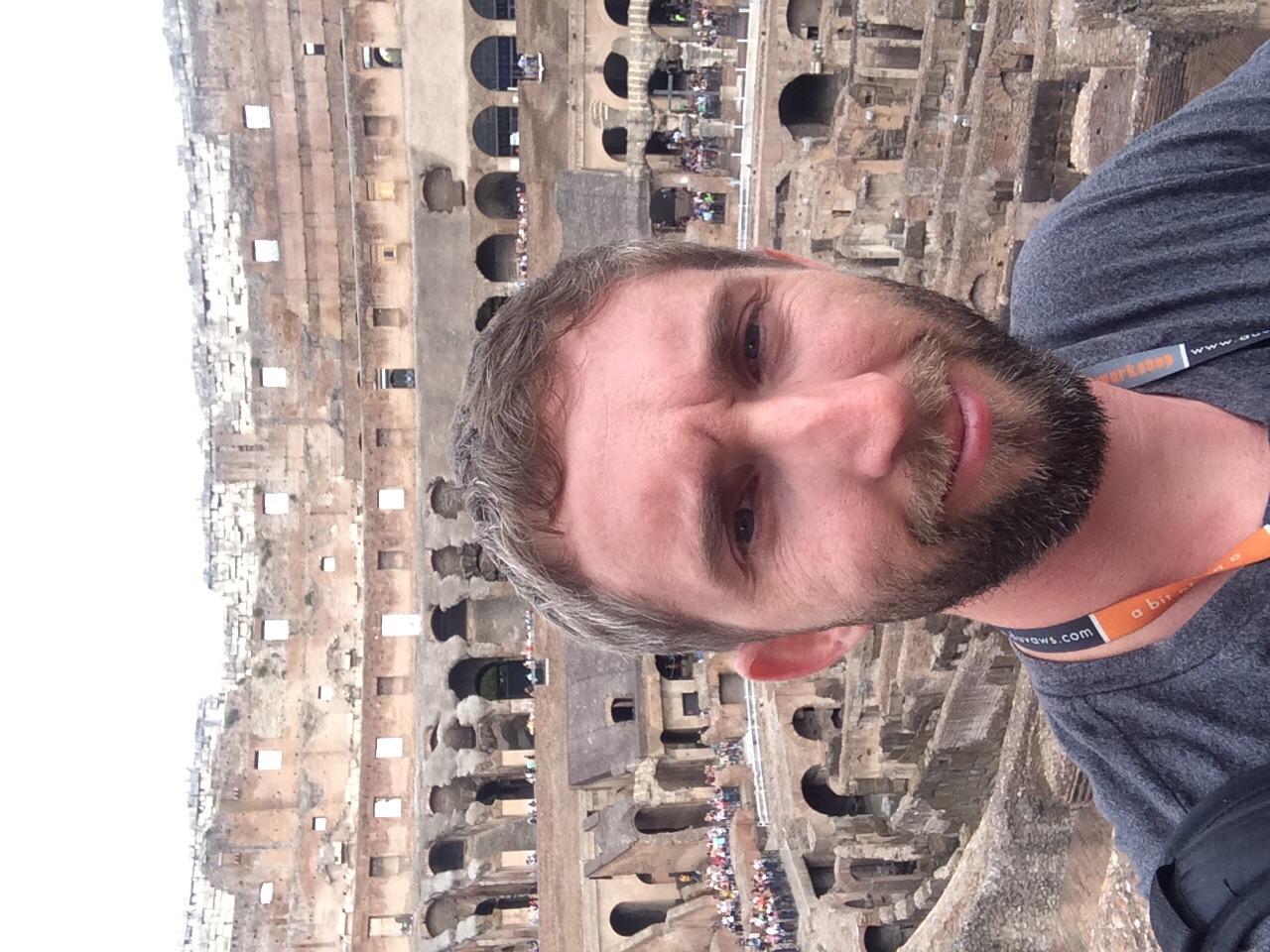 Colosseo, Holiday Beard.