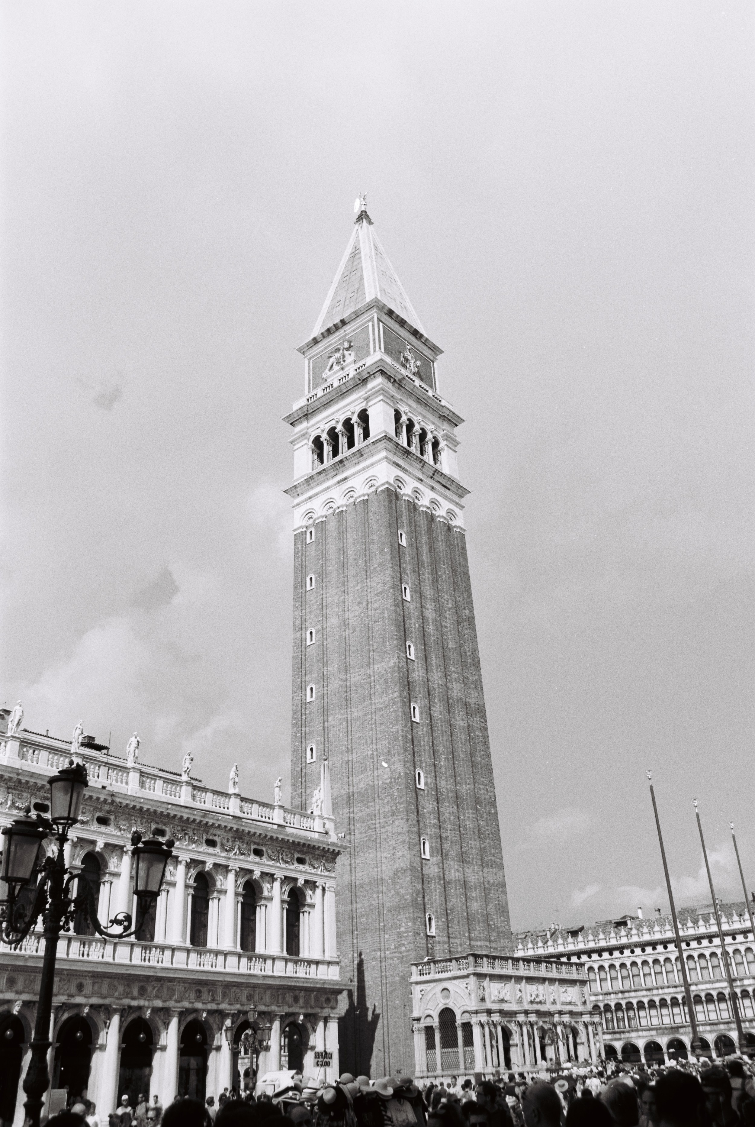"""Ah you know just some famous tower in a famous square. """"San Marco Campanile"""""""