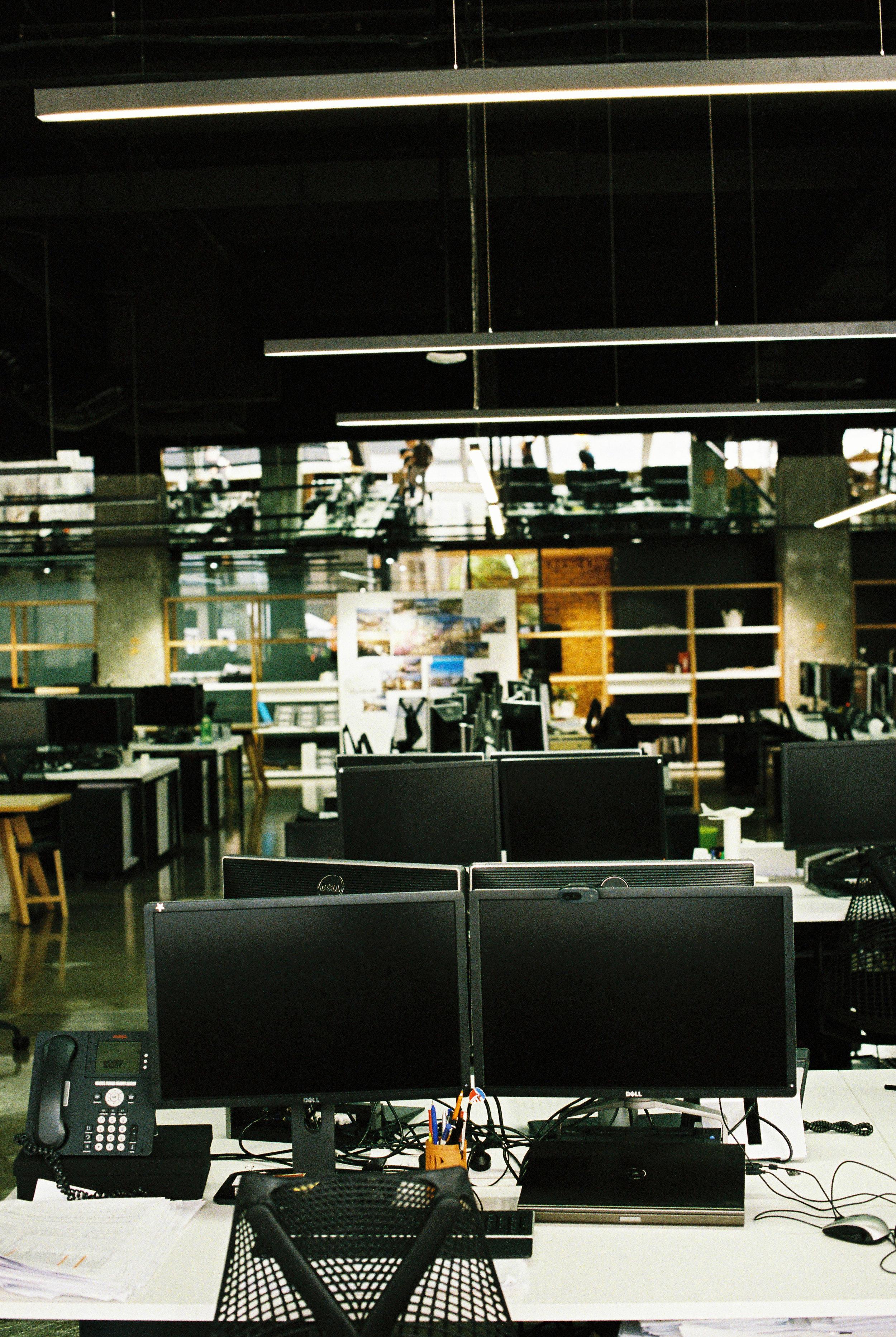 Workspace, Woods Bagot