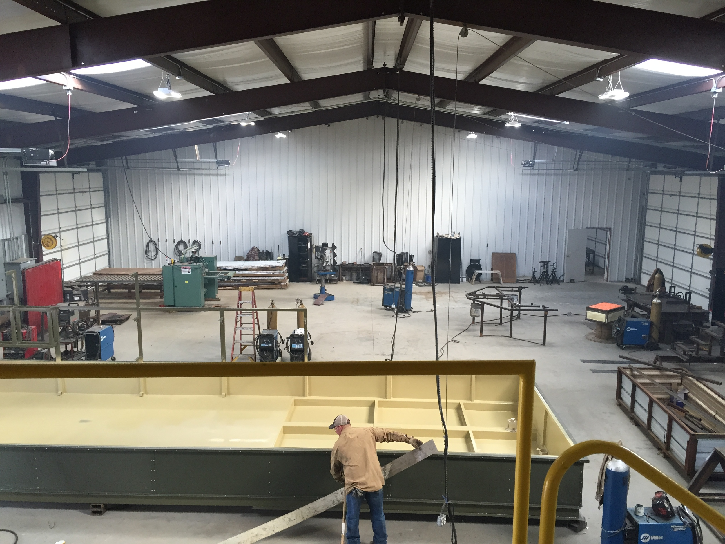 containment building assembly