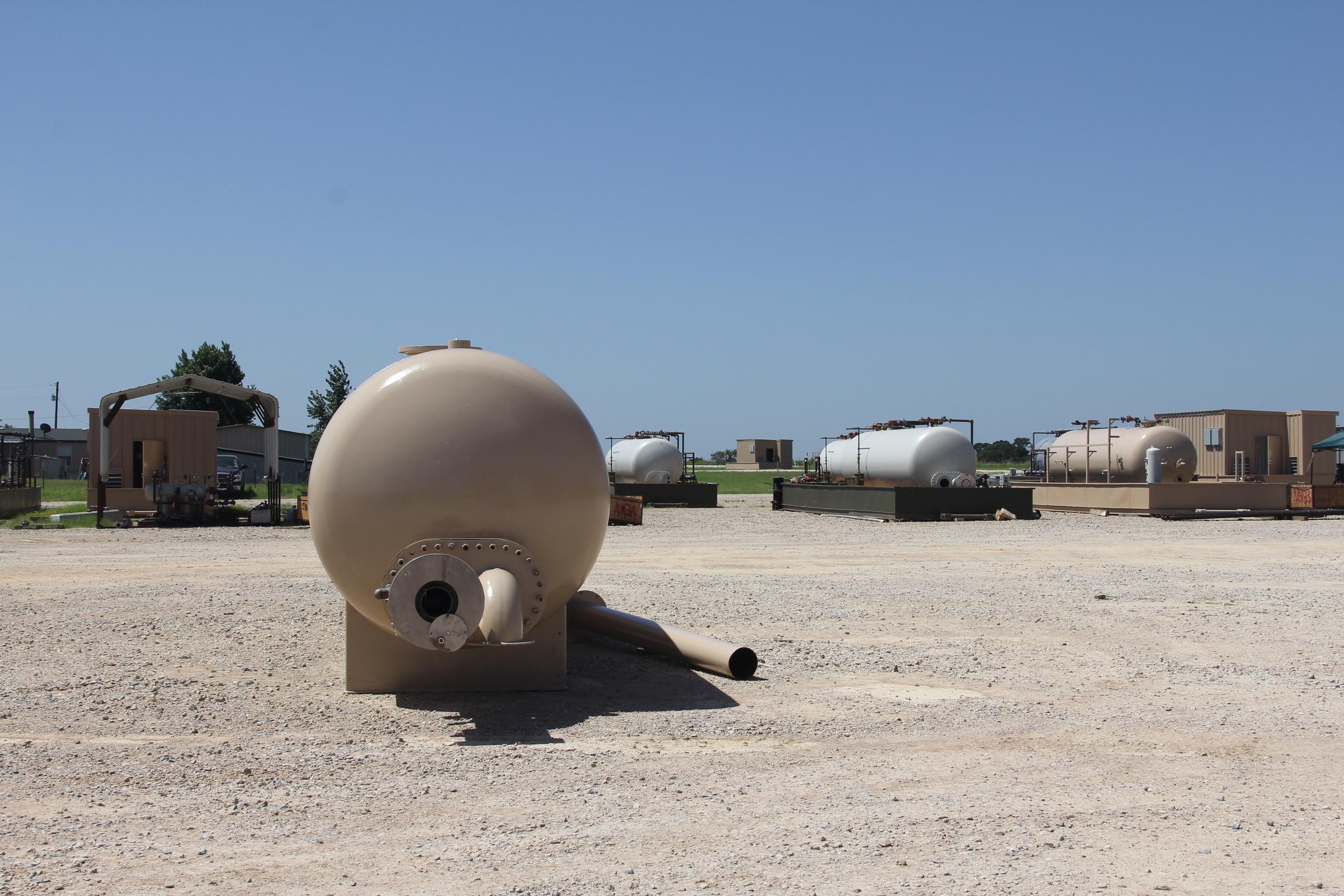 containment tanks