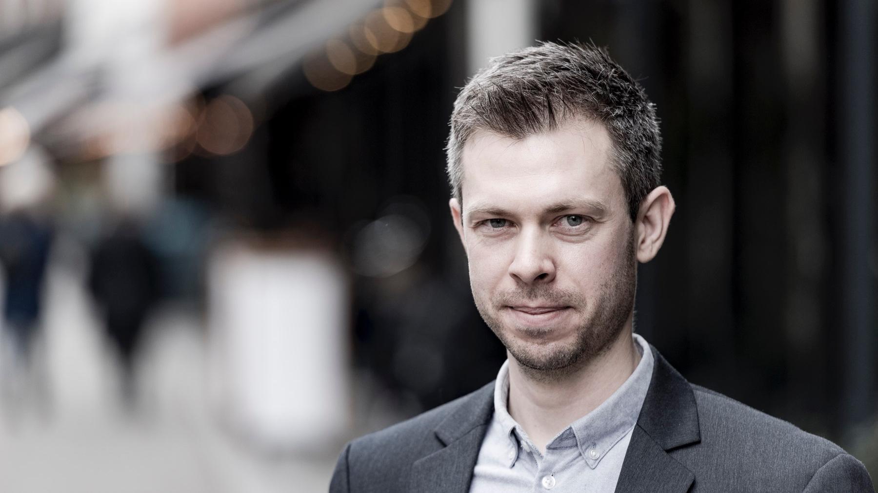 SEO-konsulenten, Mark A.C. Andersen, Foto: Carsten Herholdt