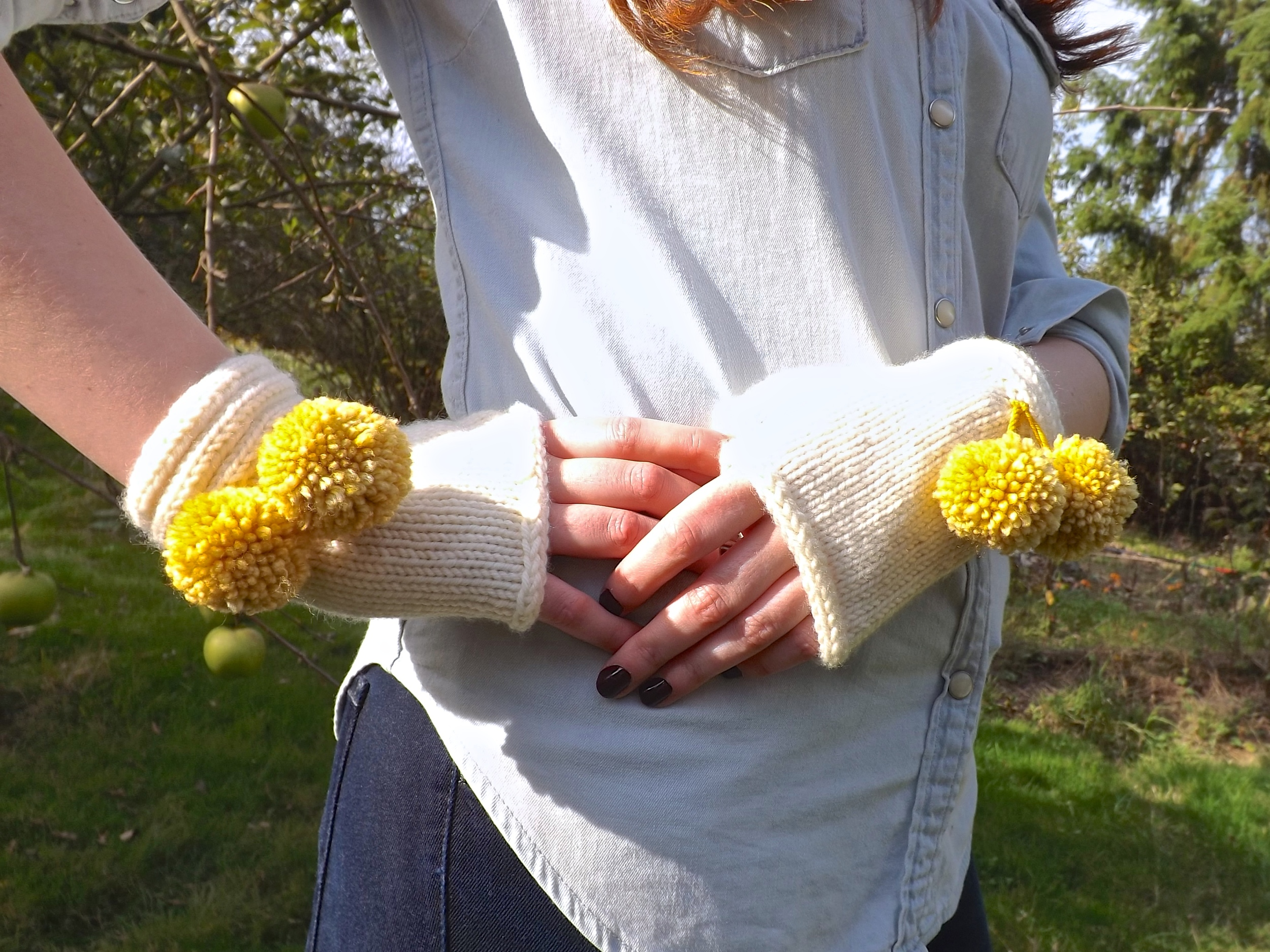 March Hare Mitts