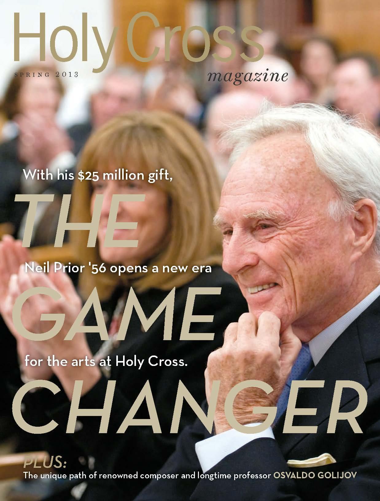 Holy Cross Magazine, 2013