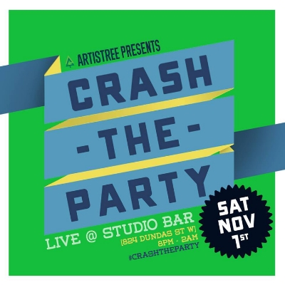 CrashThePartyFrontFlyer