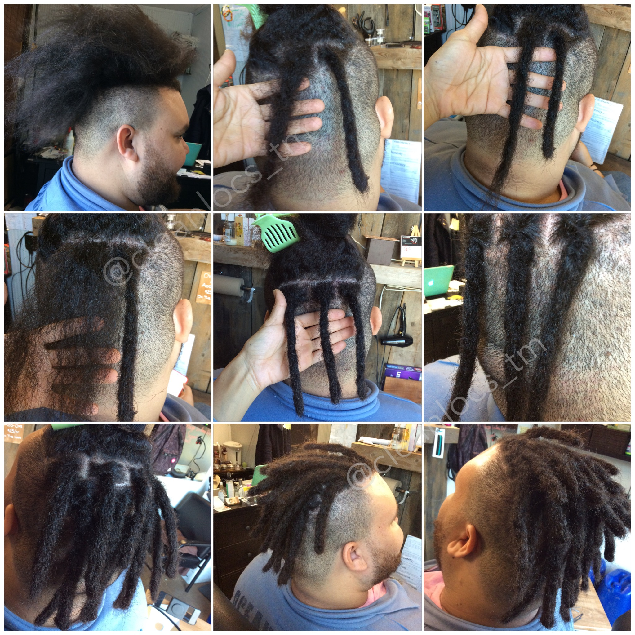 NEW LOCS PACKAGE - $320